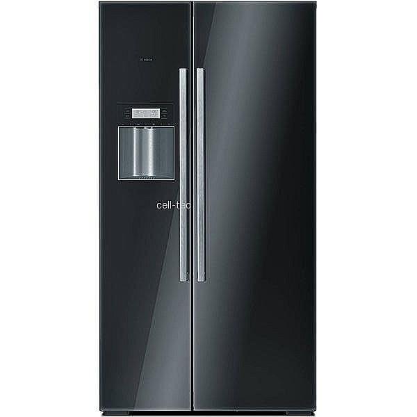 האופנה האופנתית חנות למוצרי חשמל cell-tec מקרר דלת ליד דלת Bosch בוש KAD92SB30 VT-21