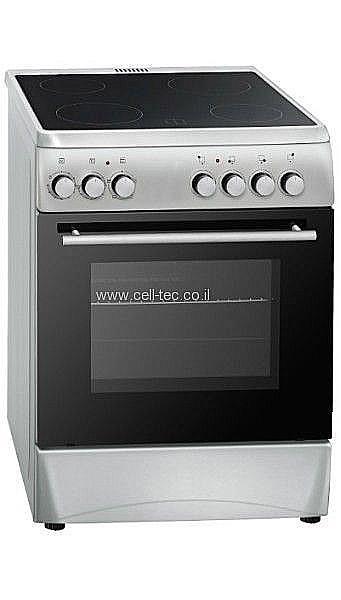ניס CELL-TEC תנור LACASA נירוסטה משולב כיריים קרמיות + טורבו דגם 5403XEC ZX-77
